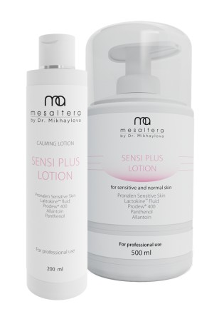 Лосьон SENSI PLUS LOTION Mesaltera by Dr. Mikhaylova 400 мл
