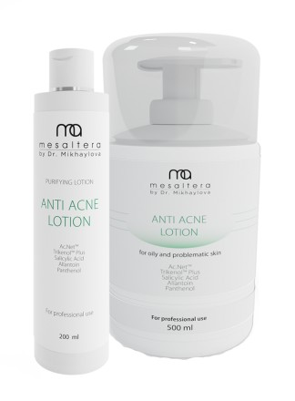 Лосьон  ANTI ACNE LOTION Mesaltera by Dr. Mikhaylova  200 мл