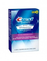 CREST 3D WHITE MONTHLY WHITENING BOOST WHITESTRIPS