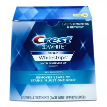 CREST 3D WHITE WHITESTRIPS 1-HOUR EXPRESS 4 ДНЯ