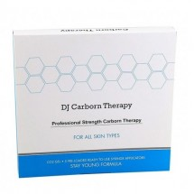 Маска для карбокситерапии лица Carboxy CO2 DJ CARBOXY THERAPY, 5 шт.