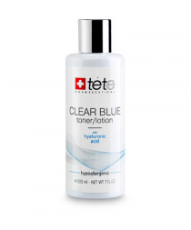 Clear Blue Toner/Lotion with Hyaluronic Acid